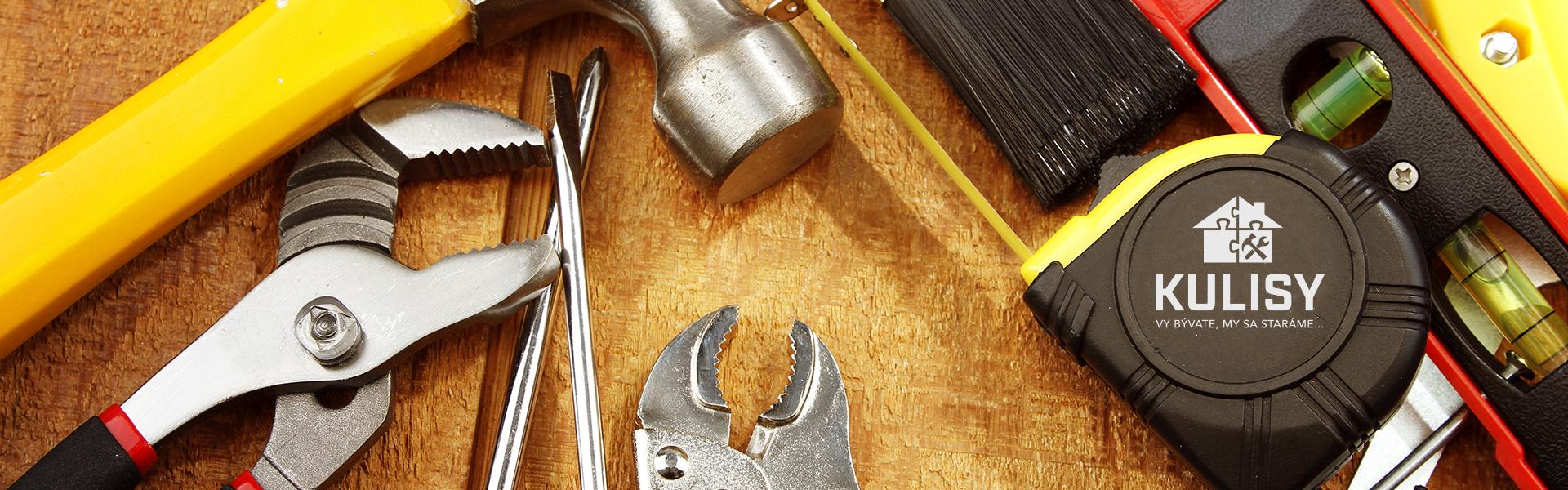 Našim klientom ponúkame spoľahlivú, <br> promptnú a hlavne kvalitnú<br> údržbu domov a bytov.